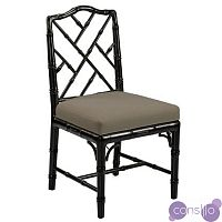 Black Chippendale Chair
